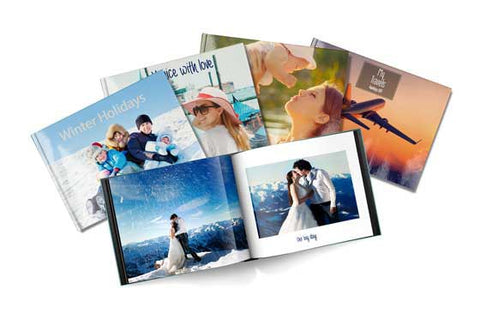 5 Photo Hardcover Book|A4, 40 Pages|55|blackfriday-18-freeshipping