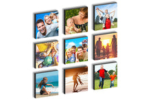 Load image into Gallery viewer, Photo Tiles x9