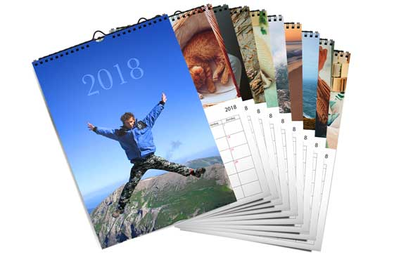 A3 - 10 Wall Calendars|70|reloaded