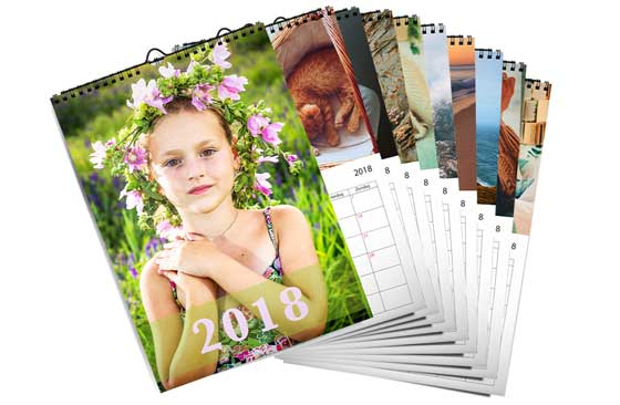 A4 - 10 Wall Calendars|71|reloaded
