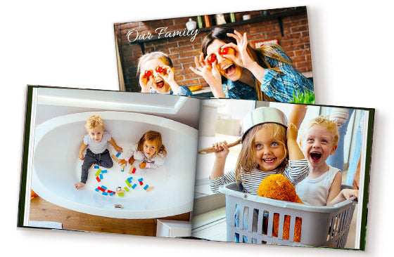 Photo Hardcover Book|A4, 40 Pages|62|blackfriday-18
