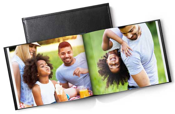 A4 Leather Photo Book|A4, 40 pages|61|clearance-18