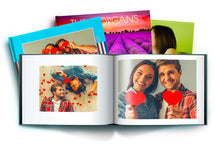 Load image into Gallery viewer, Photo Hardcover Books x4