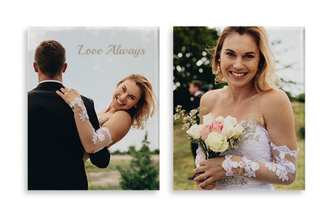 2 Photo Canvases 16'' x 20''