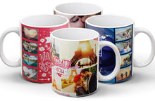 Load image into Gallery viewer, Collage Mug x4