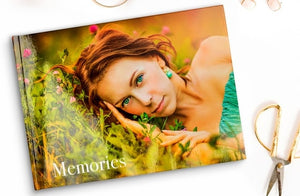 Photo Hardcover Book