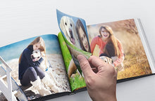 Load image into Gallery viewer, Vinyl Cover Spiral Book