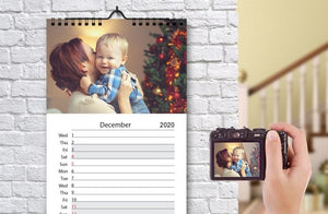 Kitchen Calendars x5