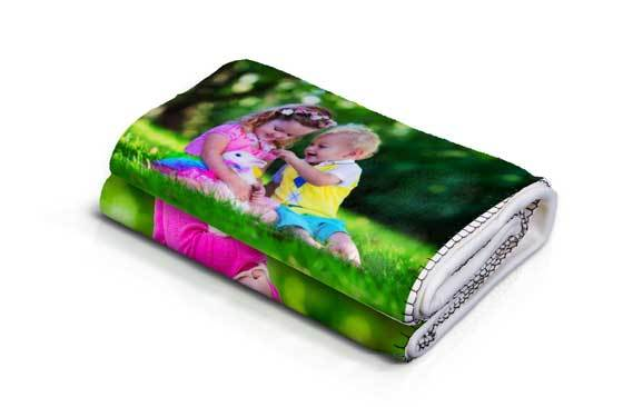 "Luxury Mink Touch Kids Blanket 30"" x 40"" 