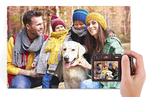 Wooden Photo Puzzle