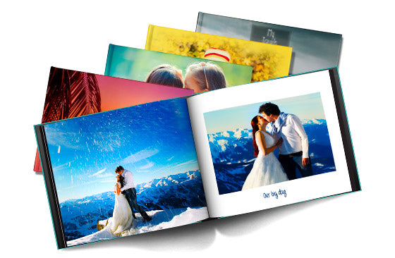 4 Photo Cover Books|A4, 40 pages|77|cm-18