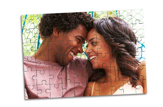 Personalised Wooden Puzzles|50|Valentine's Day