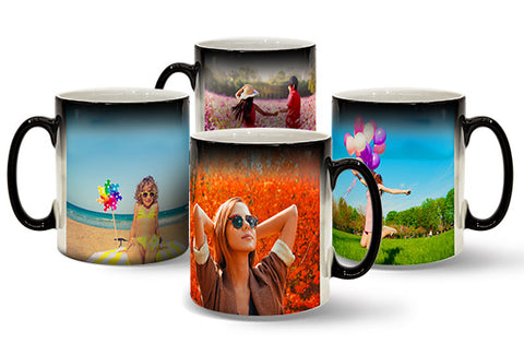 4 Magic Mugs 325ml