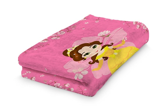 Princess Blanket