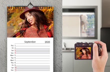 Load image into Gallery viewer, Kitchen Calendars x10