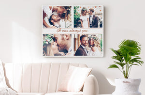 Photo Canvas x4