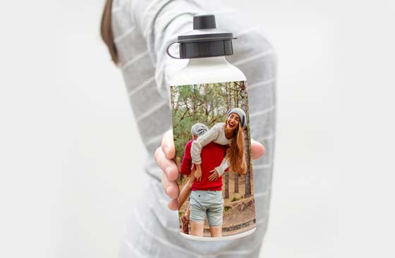 Personalised Photo Bottle|58|Valentine's Day
