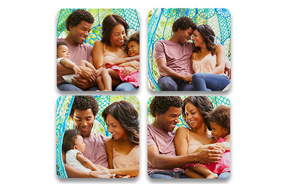 4 Photo Coasters|3.5'' x 3.5''|43|cm-18