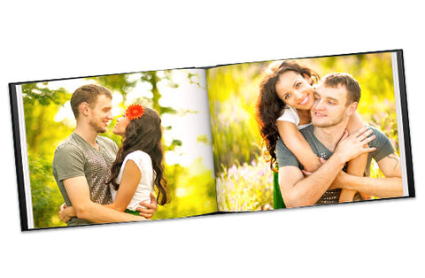 Livre photo en cuir A4 100 pagines