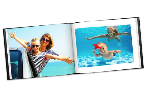Livre photo en cuir A4 20 pagines