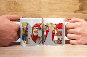Mug photo Collage