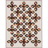 English Knot by Doug Leko for Antler Quilt Design. Found in his book Stashtastic!