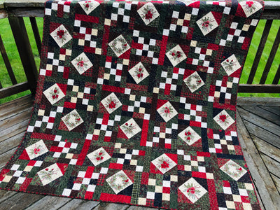 Winter Manor Quilt Kit