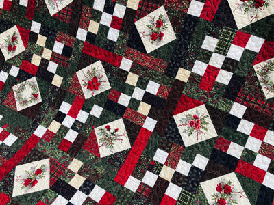 Winter Manor Quilt Kit (KIT6770)