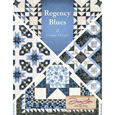 Regency Blues Project Book