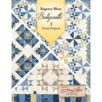 Regency Blues Ballycastle Project Book