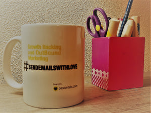 Taza Personalizada Find Emails with Love - Gerard Compte Durán