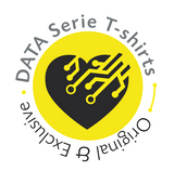 Sello data serie Pasionteki t-shirts