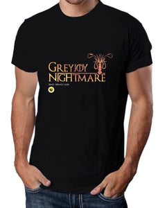 Moda Geek - Camisetas Originales - GEEK GAME OF THRONES - Greyjoy Nightmare - pasionteki.com