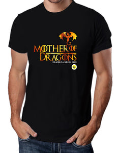 Moda Geek - Camisetas Originales - GEEK GAME OF THRONES - Mother of Dragons - pasionteki.com