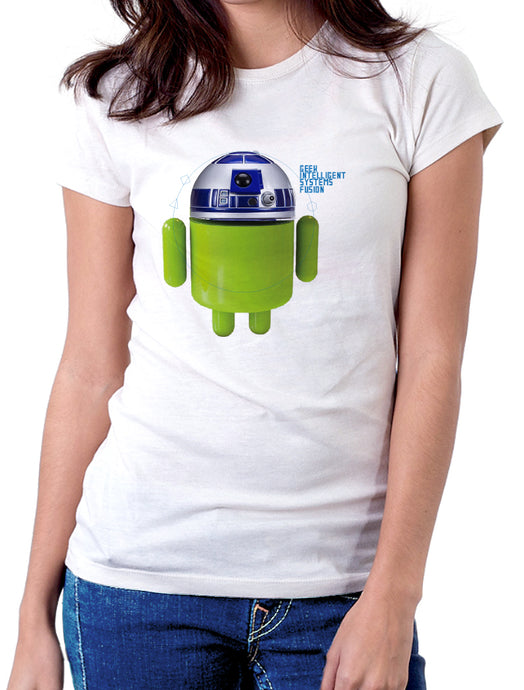 Moda Geek - Camisetas Originales - Geek Minds Fusion 05