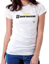 Moda Geek - Camisetas Originales Growth Hacking - pasionteki.com