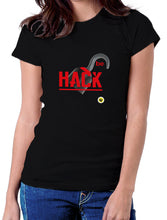 Moda Geek - Camisetas Originales Be Hack Two  - Growth Hacker - pasionteki.com