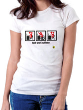 Moda Geek - Camisetas Originales Hacking Caffeine - Growth Hacker - pasionteki.com