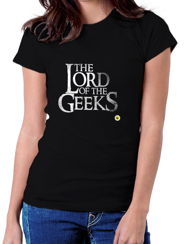 Moda Geek - Camisetas Originales - Lord of the Geeks - pasionteki.com