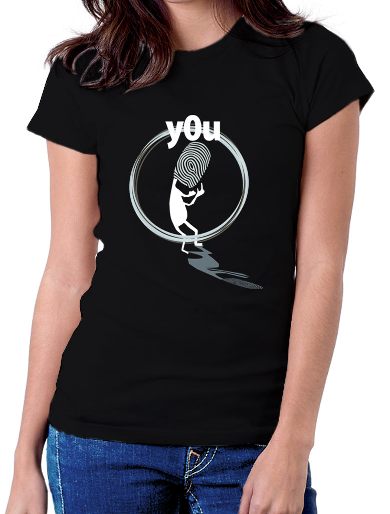 Moda Geek - Camisetas Originales - You - rhfernandohalcon