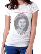 Moda Geek - Camisetas Originales Programador - Code Save The Queen - pasionteki.com