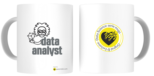 Tazas Personalizadas Data Science - Modelo Data Scientist 1 - pasionteki.com
