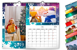 10 Wall Calendars - X Large|11.7'' x 16.5''|89|clearance-18