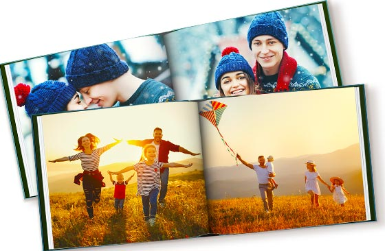11'' x 8.5'' - 2 Photo Cover Books|11'' x 8.5'', 40 pages|73|blackfriday-18
