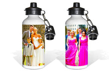 Load image into Gallery viewer, Stainless Steel Bottles x2