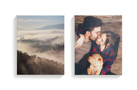 2 Photo Canvases 20'' x 24''