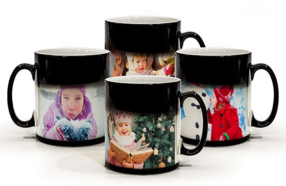 Magic Mugs x4