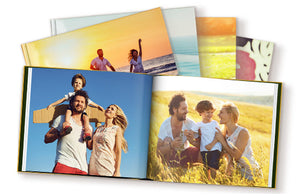 Photo Cover Books x 5