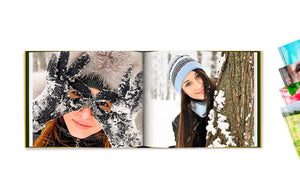 Photo Cover Books x5