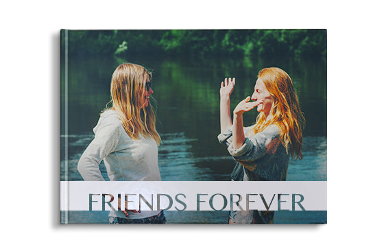 Photo Book 11'' x 8.5'' 100 pages